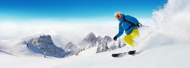 Wintersport - skiën